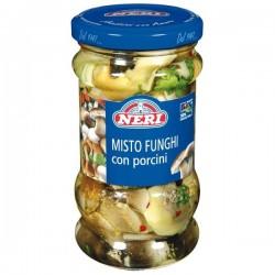 Misto Funghi con porcini 290g Neri industria alimentare 1055