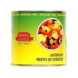 Antipasto misto di Verdure alla Zingara 2650g 3/1
