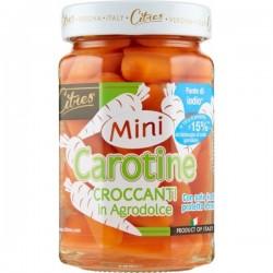 Carotine croccanti 280g CITRES